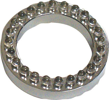 24-LED Light Ring White