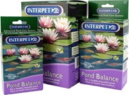 Pond Balance 1200gallons x3