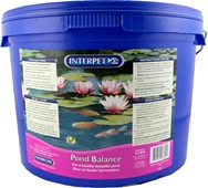 Pond Balance 62000gallons