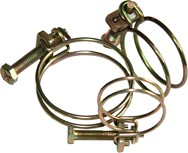 2-Wire Kink Free Clamps  1/2""