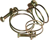 2-Wire Kink Free Clamps  1""