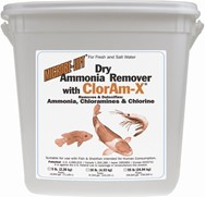 MicrobeLift Dry Ammonia Remover with Chlor-Am-X - 5 lb.