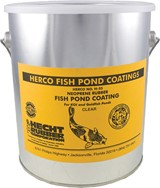 Herco Pond Coating  Translucent White 1gal