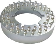 "4"" LED Light Ring for Nozzle White"