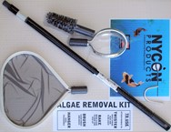 Algae Removal Kit  5pieces