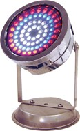 72 LED Light  R/W/B