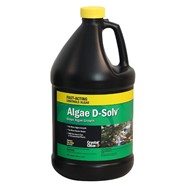 ALGAE D-SOLV, 1gallon, Treats 46080 gallons.