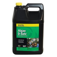 ALGAE D-SOLV, 2.5 Gallon, Treats 115200 Gallon