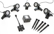 3-Watt LED Soft White 5-light kit